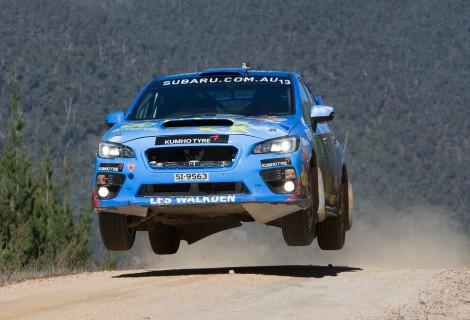 Fourth Place Finish for Subaru Do
