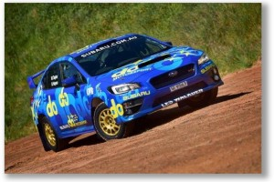 TIGHT TOP THREE TUSSLE FOR SUBARU DO IN COFFS