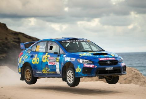 Subaru do Second in Championship