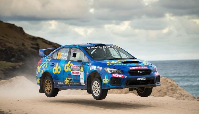 Subaru do Second in Championship