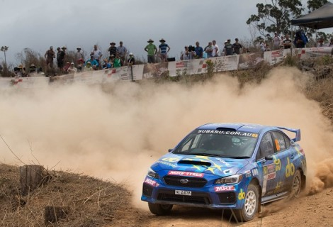 Subaru do Motorsport on Target in Coffs