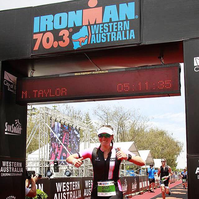 Event Report – Busselton Ironman 70.3 done!